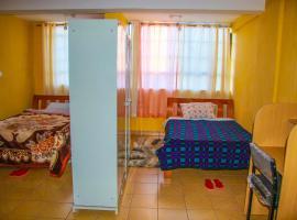 Stayokay Hostel, Kisii (Nyamira附近)