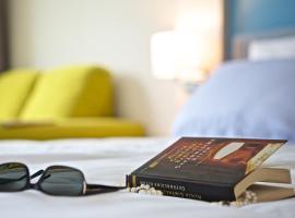 Hotel Jess am Meer, 比苏姆