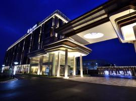 上海海上铂悦酒店(浦东国际机场迪士尼自贸区店)