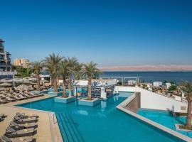希尔顿酒店死海度假村及Spa