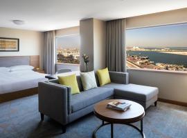 迪拜广场凯悦公寓式酒店,位于迪拜的公寓