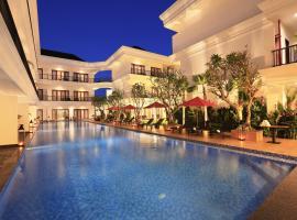 巴厘岛沙努尔大皇宫酒店