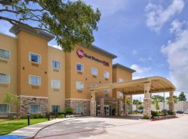 达拉斯湖贝斯特韦斯特PLUS酒店及套房,位于莱克杰克逊的酒店