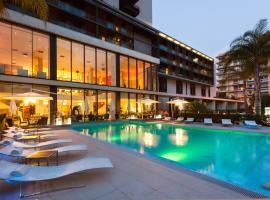 蒙特卡罗诺富特酒店