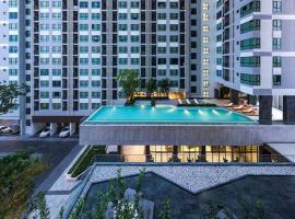芭提雅中央基地公寓,位于芭堤雅市中心的公寓