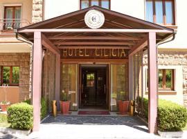 西里西亚酒店