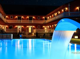 Artemis Resort Wellness Hotel, Štúrovo