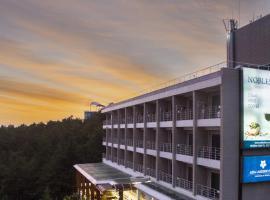 亚洲湖畔酒店