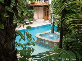 艾尔雷伊德尔加勒比经济型酒店