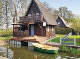 Holiday home Bootshaus Nr. V
