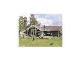 Holiday Home Faxe Ladeplads with Hot Tub XIII
