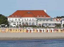 特拉弗明德大西洋大酒店
