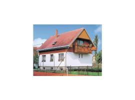 Holiday home Jindrichovice