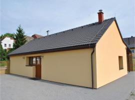 Three-Bedroom Holiday Home in Lesonice