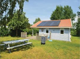 Three-Bedroom Holiday Home in Vordingborg