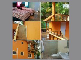 卡琴波玛玛旅馆