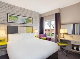 曼城中心朱丽斯酒店,位于曼彻斯特的酒店