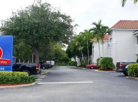 西棕榈滩6号一室公寓酒店