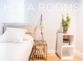 Hola Rooms,位于马德里的旅馆