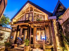 巴厘岛唯一爱情别墅