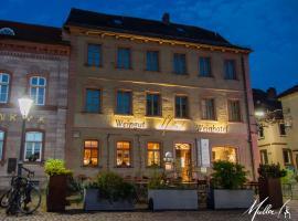 Müller! Das Weingut & Weinhotel, 哈默尔堡