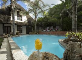 Out of Africa Guesthouse, Otjiwarongo (Waterberg Plateau Park附近)