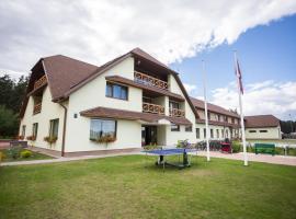 埃尔贝尼旅馆, Brivkalni