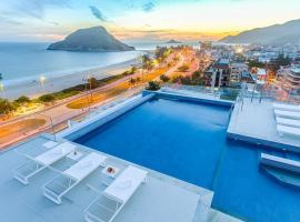里约热内卢尊贵蓝树设计酒店
