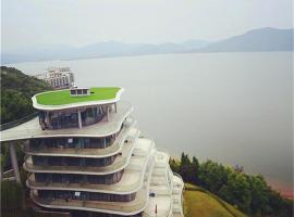 黄山太平湖湖畔云端度假酒店