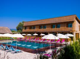 Villa Victoria Thermal Spa, Banya