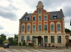 格尔利茨城堡庭院酒店, 格尔利茨