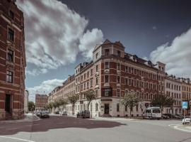 阿历克斯桑德斯酒店寄宿公寓及餐厅