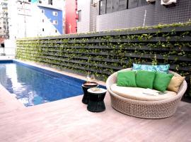 Hotel Porto Jatiuca, 马塞约