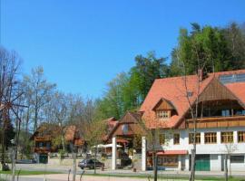 斯特韦伯旅馆,位于Schwanberg的酒店