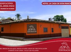 Las casas de Don Pancho, El Molino