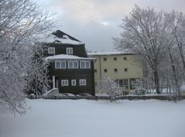 Hotel Haus Oberland