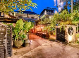 洛特33精品酒店, 珍南海滩