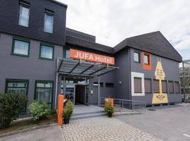格拉茨南朱法酒店