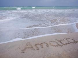安美德度假酒店及水疗中心,奈帕里海滩