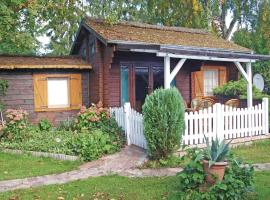 Holiday home Hohendorfer Chaussee Z