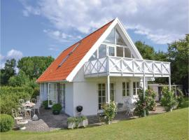 Three-Bedroom Holiday Home in Fredensborg