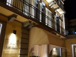 图拉真别墅酒店, 贝内文托