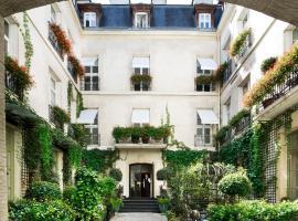 克里斯蒂娜驿站酒店,位于巴黎的酒店