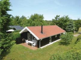 Holiday home Vesterstrand