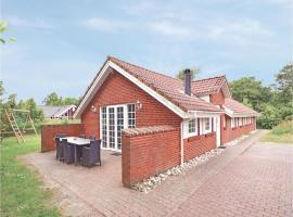 Holiday home Blavand with Hot Tub 296