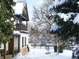 Holiday home Jilove u Drzkova