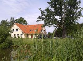 玫瑰河别墅酒店