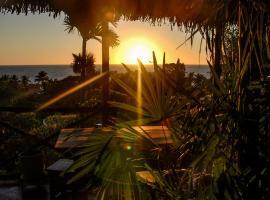 Coucher de Soleil, Ambatoloaka