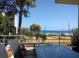 Seaside apartment Costas