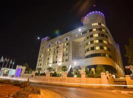 巴勒斯坦拉姆安拉千年酒店